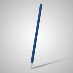Lápis Resinado Grafite Azul Médio Sem Borracha - 000.7850